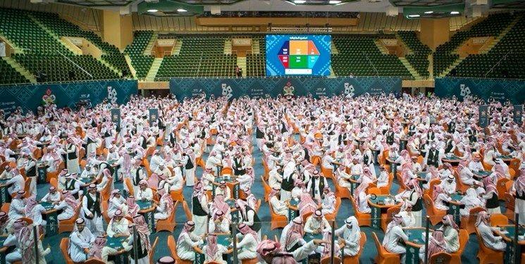 اصلاحات جدید بن سلمان؛ مسابقه جهانی ورقبازی در عربستان برگزار میشود