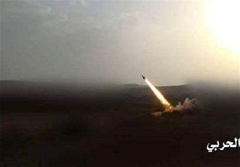 موشکباران دوباره مواضع متجاوزان سعودی