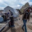 گزارش تصویری از قطور شش روز پس از زلزله