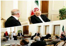 ظریف با معاون وزیر خارجه نیوزلند دیدار کرد