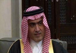 وزیر جنجالی سعودی در سوریه چه می کند؟
