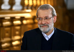 لاریجانی: دلیلی وجود ندارد که از همکاری با اروپا ناامید باشیم
