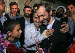 حضور مجدد معاون احمدی نژاد در دادسرا
