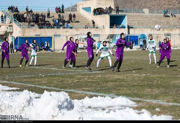 لیگ برتر فوتبال زنان؛ راهیابملل مریوان و سپیدار قائمشهر