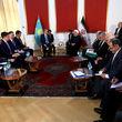 روحانی: دریای خزر باید خالی از هر نیروی خارجی باشد / توافقنامه اکتائو باید به نفع کشورهای ساحلی با دقت اجرایی شود