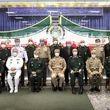 تصویری متفاوت از دیدار فرماندهان عالی سپاه و ارتش در زیر سایه کرونا