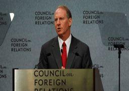 ریچارد هس: با تحریم نمیتوانیم ایران را وادار به عقبنشینی کنیم