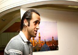 کمکهای خیرخواهانه علی کریمی به گیلانی ها + تصاویر
