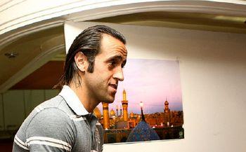 افشاگری علی کریمی درباره اتفاقات فدراسیون فوتبال + عکس