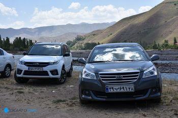توقف تولید ۵ خودرو سواری در خودروسازیهای ایران