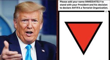 حذف پستهای نازیستی کمپین ترامپ در فیسبوک