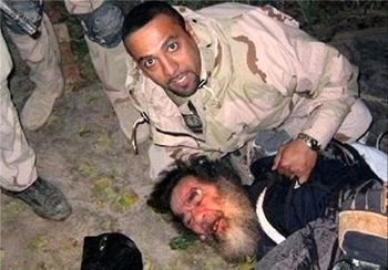 چه کسی خبر دستگیر شدن صدام را به ایران رساند؟