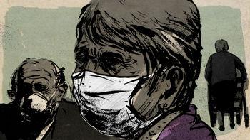 رکوردزنی روزانه مرگ ومیر کرونا در ایران + نمودار