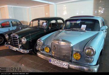 تصاویر ماشین های کلاسیک قدیمی