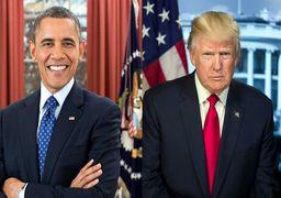 فیلم   مقایسه نحوه اعلام کشته شدن رهبر تروریست ها توسط اوباما و ترامپ