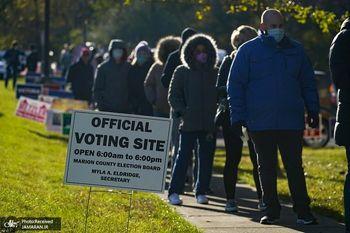 شیوع بیسابقه کرونا در آمریکا سایه انتخابات