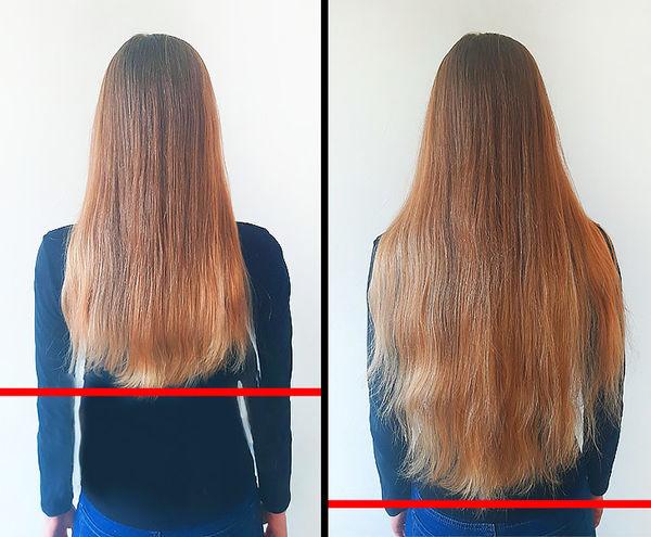 چگونه موهای بلندتر و ضخیمتری داشته باشیم؟