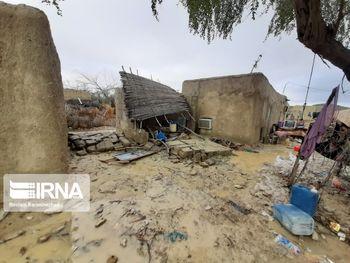 آخرین اخبار از تلافات وخساراتهای سیل سیستان وبلوچستان