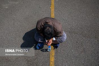 به دام افتادن تبدیل کننده پارکینگ به کارگاه تولید ماسک در شرق تهران