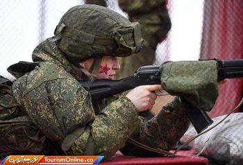 سلاح ویژه «سرویس امنیت فدرال» روسیه +تصاویر