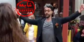 ماجرای فیلم جنجالی رقص پسر آقای وزیر در مراسم مختلط چیست؟ +عکس