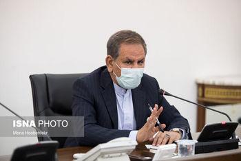 دستور فوری جهانگیری به 4 عضو کابینه دولت