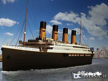 کشتی تایتانیک بعد از یک قرن دوباره ساخته می شود