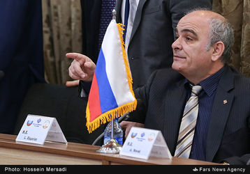 عقد قرار داد با گازپروم روسیه