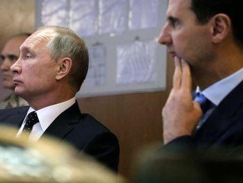 آیا پوتین از بشاراسد ناامید شده است؟پشت پرده حملات رسانههای روسی به رئیس جمهور سوریه