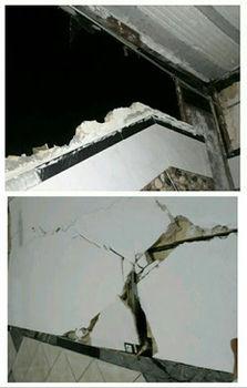 میزان خسارت واحدهای مسکونی زلزله کرمانشاه