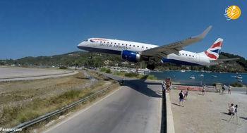 شرکتهای هواپیمایی زمینگیر کرونا