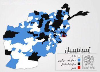 طالبان ۳۴ نیروی امنیتی افغان را آزاد کرد