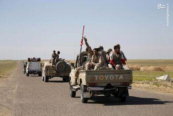 ماجرای حضور نیروهای سردار سلیمانی پشت مرزهای اسرائیل/ +تصاویر