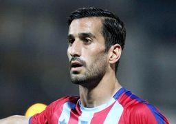 احتمال حضور حاج صفی در فوتبال آلمان