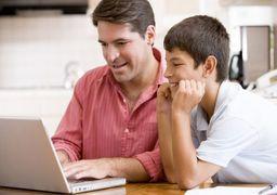 محدود کردن فعالیت کودکان در فیس بوک