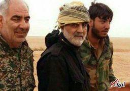 واکنش فرمانده فلسطینی به اعلام حمایت سردار سلیمانی