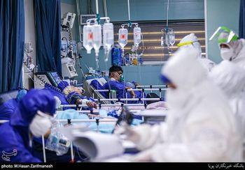 وضعیت کرونایی ایران اضطراری شد؟+نمودار