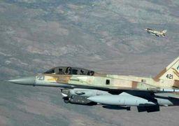 حمله هوایی اسرائیل به پایتخت سوریه