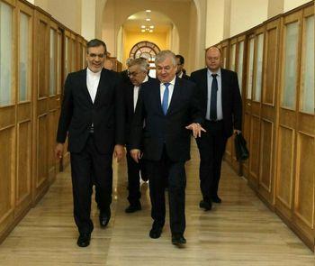 ملاقات 4 ساعته نماینده پوتین و دستیار ارشد ظریف