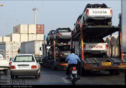 تعرفه واردات خودرو تصویب شد/ ورود مشروط خودروهای 2500 سی سی + جزئیات