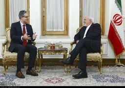تصاویر دیدار خداحافظی سفرای کشورهای هند و ترکیه در تهران