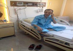 فوری/ انتقال بقایی از بیمارستان به زندان