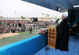 روحانی: بیتردید انتقام خون شهیدان مرزبان را میگیریم