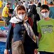 استفاده از ماسک در ادارات بوشهر اجباری شد