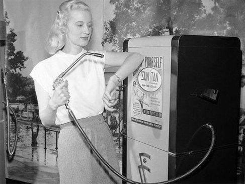 دستگاه برنزه بین راهی؛ سال ۱۹۴۹