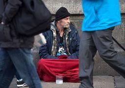 بحران بی خانمانی در انگلیس؛ هزاران انگلیسی در اتومبیل و چادر زندگی میکنند