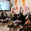 حضور فعال هلدینگ گسترش صنایع و معادن ماهان در سمپوزیوم فولاد کیش