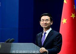 اولین اظهار نظر رسمی چین پس از آغاز رزمایش مشترک چین، ایران و روسیه