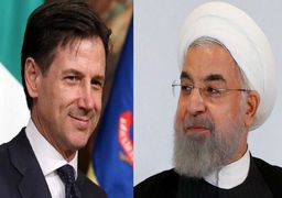 روحانی با نخستوزیر ایتالیا دیدار میکند