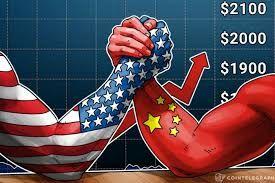 اختلاف آمریکا و چین به درگیری لفظی رسید